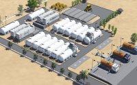 MBR Kläranlage Jazan in Saudi Arabien