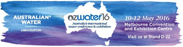 OZwater Messe in Australien