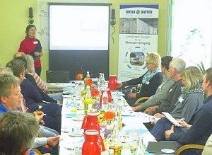 Seminar Sewage Treatment in Decentral MBR Plants