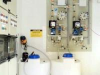 Dosing Plant  for Industrial Wastewater