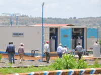 Containerized Potable Water Plant Bako Ethiopia