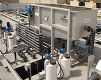 IFFCO Industrieabwasser Kläranlage
