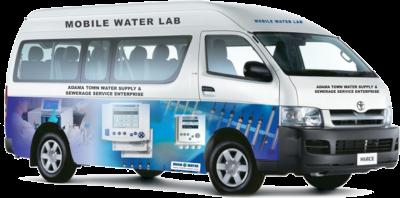 laboratory car