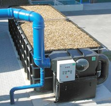 Bio Filter For Odor Control Water And Wastewater Treatment