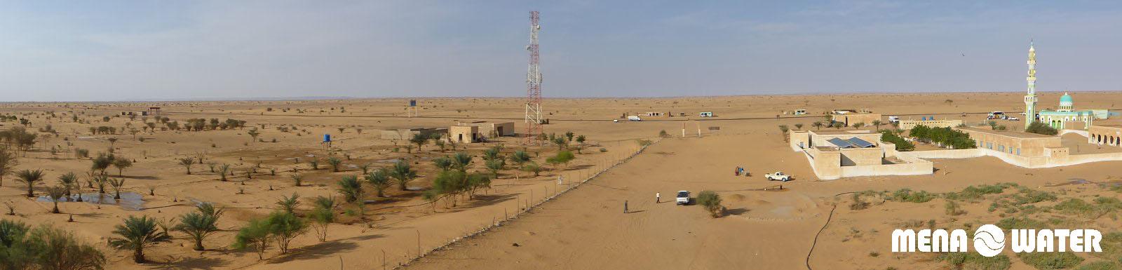 solar plant in Sudan