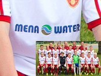 MENA-Water is sponsoring youth football