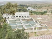 Erweiterung einer Trinkwasseranlage