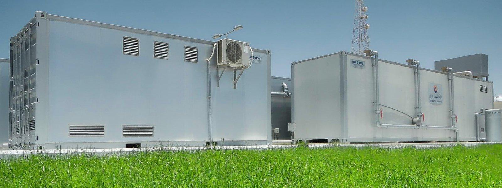 MBR Kompaktanlagen zur Abwasserreinigung