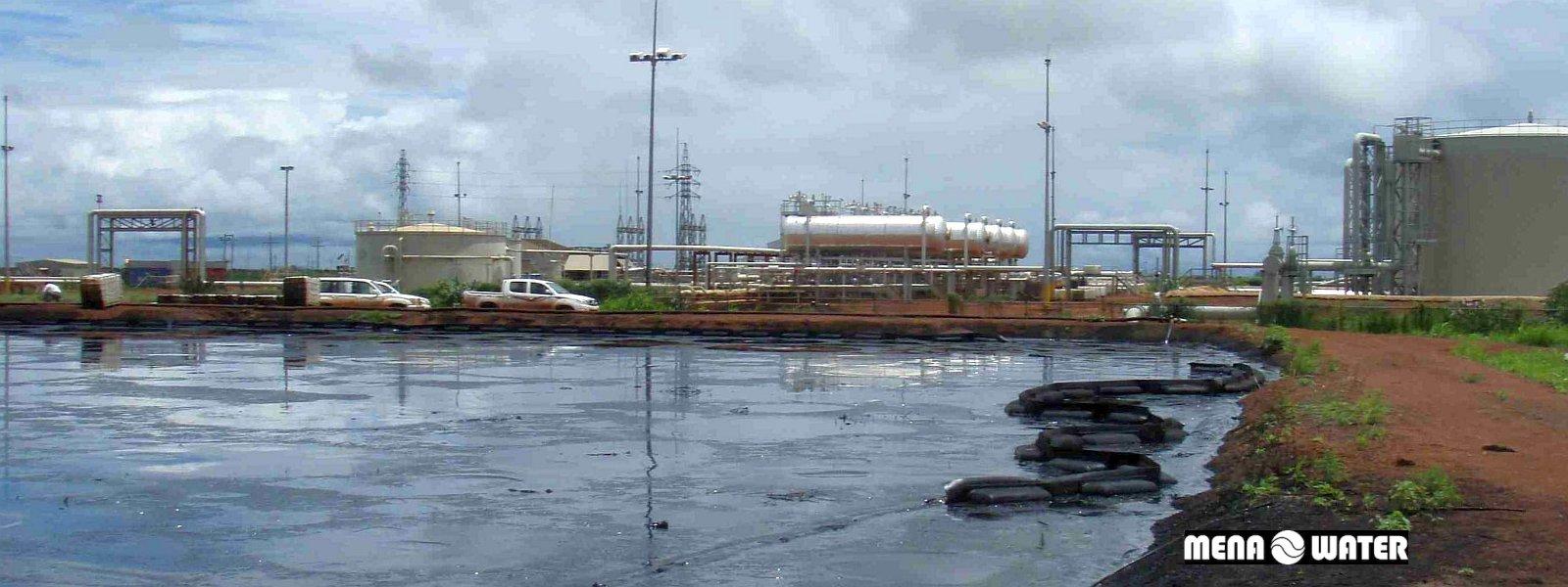 Reinigung von Frackingabwasser