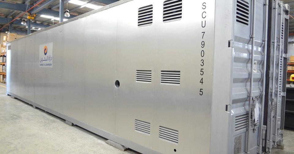 Büro-Container