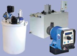 Dosieranlage zur Industrieabwasserreinigung